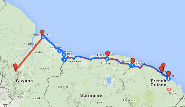 Plan-Guyanas