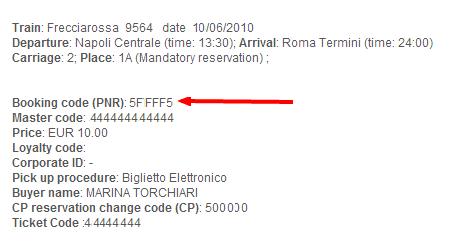 reservar un tren con Eurail Pass