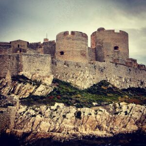 Fortaleza de If, Marsella