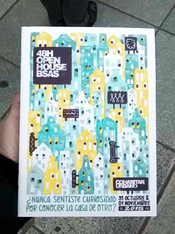 open house buenos aires 2015 catalogo