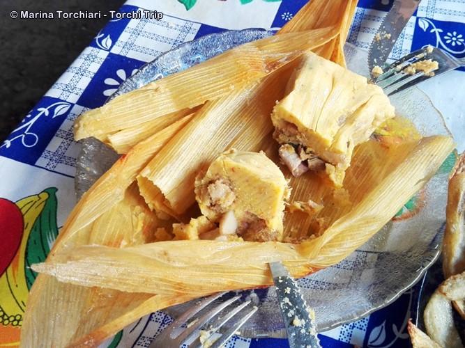 Feria de Simoca tamales